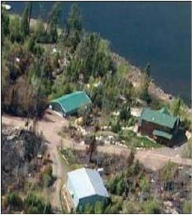 External Sprinkler Systems and Defensible Space: Lessons Learned from the Ham Lake Fire and the Gunflint Trail
